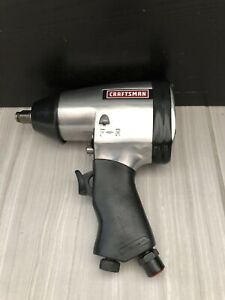 Craftsman 1 2in Impact Wrench