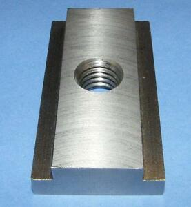 Extra Long T Nut For South Bend 9 And 10k Lathe Tapped For M14 X 1 5 Thread