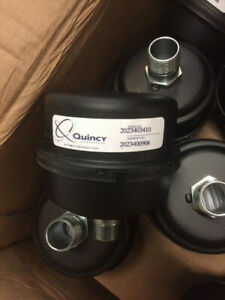 1 Quincy 2023403410 Air Intake Filter Assembly