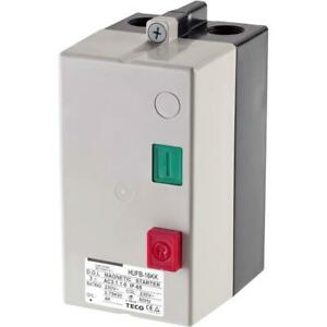 Grizzly T24102 Magnetic Switch 3 phase 220v Only 1hp 2 9 4a