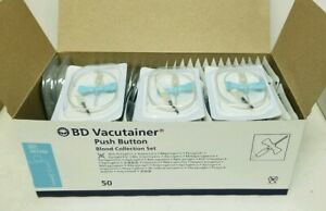 Bd 367342 Vacutainer Push Button 23g 20 Units