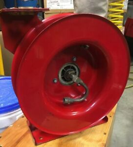 Reelcraft 4435 Olp 1 4 x35 Hose Reel 2z862a Heavy Duty 300psi Air