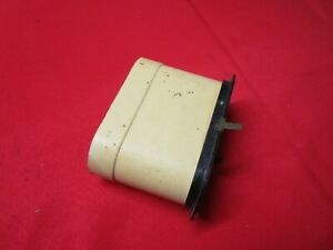 1968 1970 Amc Amx Javelin Dash Duct Defroster Duct Connector To Heater Box