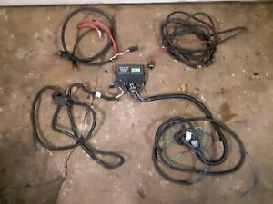 Western Fisher Snowex Plow Fleet Flex Wiring Harness H13 Snow Ford 3 Port 2 Plug