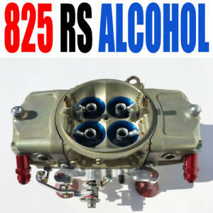 Race Demon 3423015ot Rs 825 Alcohol Oval Track Barry Grant W 8 Red Fittings Hat