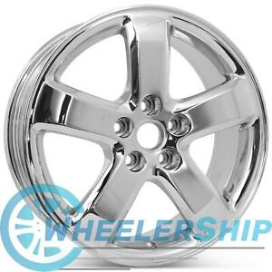 New 17 Replacement Wheel Pontiac G6 Chevy Malibu 2005 2007 2008 2009 Rim 6625