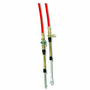 Shifter Cable Race super Duty 10 32 Threads And 2 12 Inch Stroke 3 Feet Long