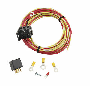 Mr Gasket 40h Relay And Wiring Kit For 40 Amp Electric Fuel Pump
