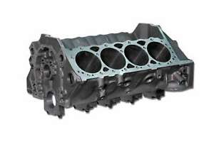 Engine Shp Bare Block 4 In Bore 9 025 Deck 350 Main 4 Bolt 2 Bolt