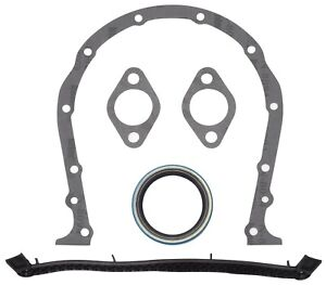 Edelbrock 6998 Timing Cover Gasket Composite For Big Block Chevy Kit