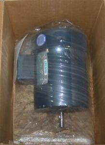 New Leeson 110353 00 3 phase Ac Motor 1 2 Hp 208 230 460 Vac 1140 Rpm