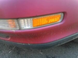 1995 Honda Prelude Driver Corner park Light Park Lamp turn Signal Outer 847731