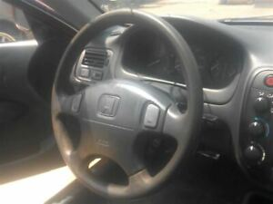 1999 Honda Civic Steering Column Floor Shift Coupe With Cruise Control 843141