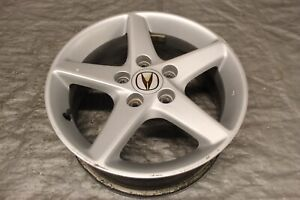 2002 04 Acura Rsx Type S K20a2 Oem Wheel 16x8 5 45 Offset 12 Curb Rash