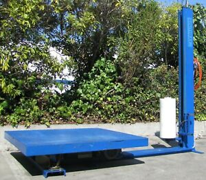 Southbay Packaging Pallet Stretch Wrapper Wrapping Machine Shrink Wrap