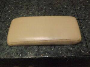 91 95 Oem Acura Legend Sedan Center Console Armrest Arm Rest Lid In Tan Leather