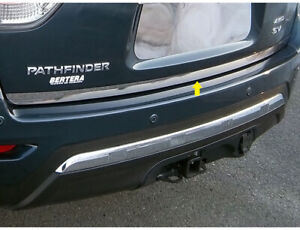 Rd13527 Rear Deck Accent Fits 2013 2019 Nissan Pathfinder 4dr Suv