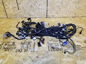 11 12 13 14 Ford Edge Limited Dash Dashboard Instrument Panel Wire Harness Oem