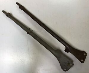 1924 1925 Ford Model T Open Car Roadster Touring Windshield Uprights Stanchions