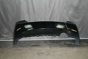 2006 2011 Honda Civic Si Sedan Rear Bumper Cover Oem Black