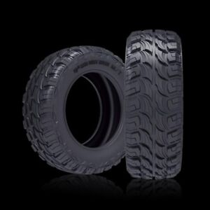 4 New 33x12 50r20 Rdr Rd 6 Mt Tires Offroad Mud 10ply 114q Red Dirt Road 33