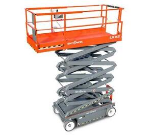 Skyjack 4632s Sj4632 32 Ft Electric Scissor Lift