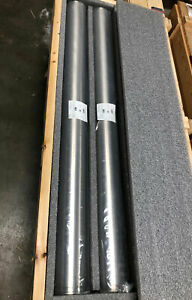 2 New 61 Titanium Sputtering Target Backing Tube Rotary Cylinder Soleras Ti
