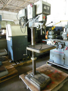 20 Rockwell Delta Drill Press 1 1 2 Hp 230 480 3 Phase