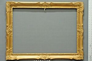 Fancy Antique Gold Frame