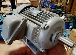 New Toshiba 10 Hp 3 Phase Explosion Proof Motor 230 460 Volt 1170 Rpm