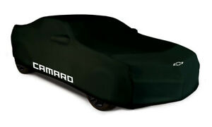 2010 2015 Camaro Genuine Gm Premium Indoor Car Cover Black 20960814