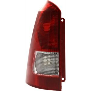 Tail Light Lamp Left Hand Side Driver Lh Fo2800179 1s4z13405ca For Ford Focus