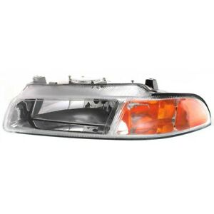 4630873ab Ch2502112 Headlight Lamp Left Hand Side Driver Lh For Dodge Stratus