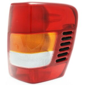 Tail Light Lamp Right Hand Side Passenger Rh Ch2801138 55155138ac Pfm For Jeep