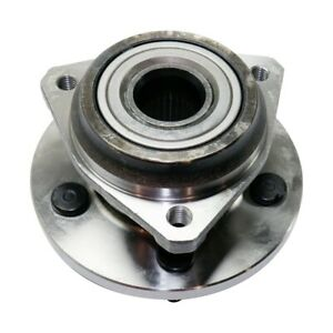 Wheel Hub For 93 98 Jeep Grand Cherokee Front Driver Or Passenger Side