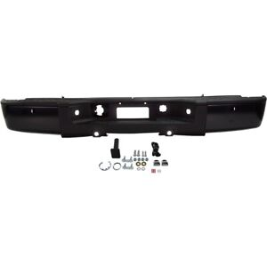 Step Bumper Face Bar Rear For Chevy Gm1103149 Chevrolet Silverado 1500 Truck Gmc