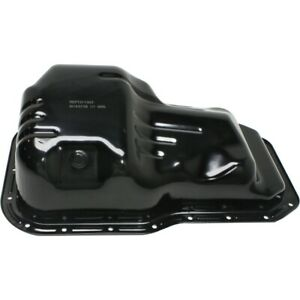 Oil Pan For Toyota Camry Solara 1999 2001