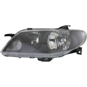 Bp4f510l0 Ma2502130 Headlight Lamp Left Hand Side Driver Lh For Mazda Protege5