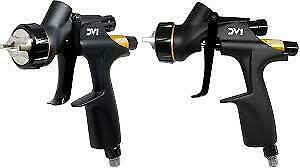Devilbiss Dv1 Clear Non Digital Spray Gun Only C1 1 2