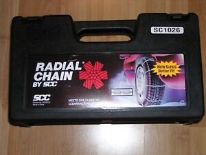 Snow Tire Cable Chains Security Sc1026 205 60r14 205 45r15 205 40zr17 205 35 18