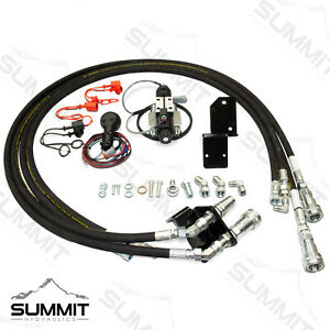 Third Function Valve Kit For Kubota B3350 B2650 With La534 And La534a Loaders