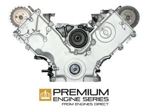 Ford 5 4 Supercharged Engine 1999 2001 F150 Lightning New Reman Oem Replacement
