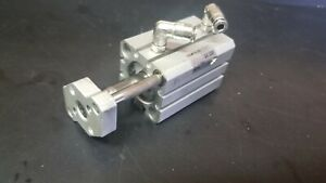 Smc Pneumatic Guided Compact Cylinder Cdqmb25 25