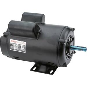 Grizzly G2909 Motor 2 Hp Single phase 3450 Rpm Open 110v 220v