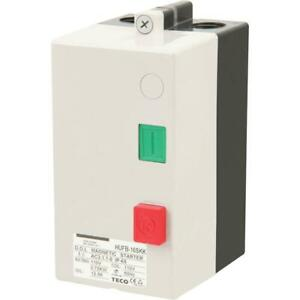 Grizzly G8290 Magnetic Switch Single phase 110v Only 1 Hp