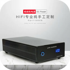 50w Linear Regulated Power Supply Dc12v Fever Audio Hard Disk Box Nas Router Mac