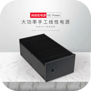 120 160w Linear Regulated Power Supply Dc12v Fever Audio Hard Disk Box Nas Route