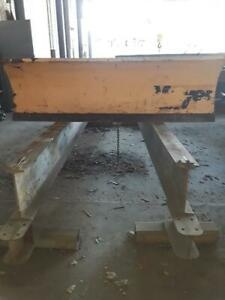 Meyer Snow Plow Blade Model C 7 5 Power Angling