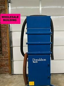 Donaldson Vs 1200 Torit Dust Collector 460v 60 Cycle 3 Ph 3hp Inlet 6