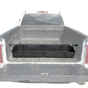 Truck Bed Storage Cargo Organizer Fits Chevy Silverado 2007 13 Pickup Container